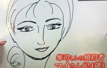 石田隼司の嫁の石田マイ