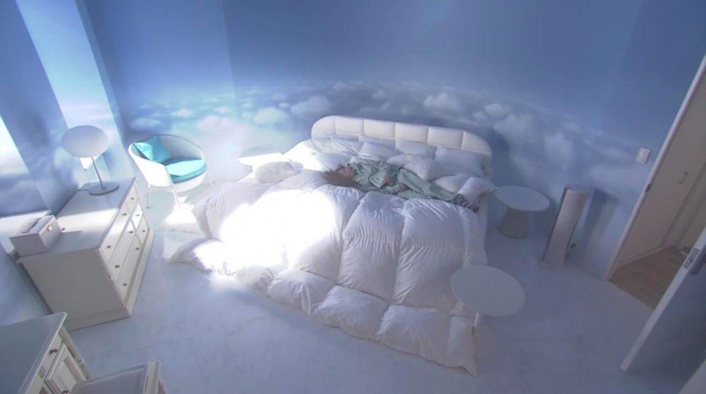 ウチカレの寝室
