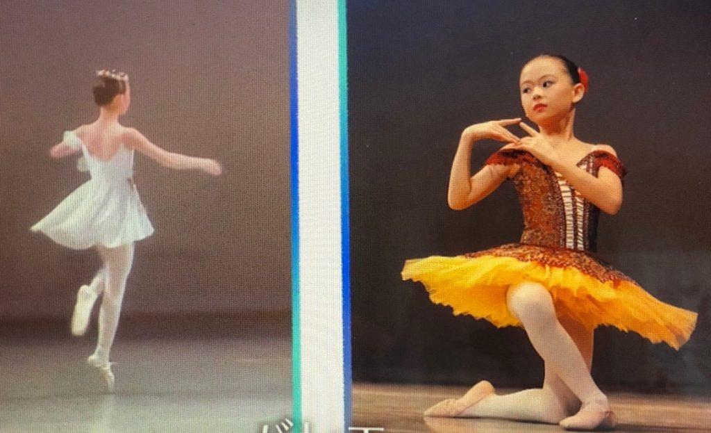 武山瑠香のバレエ