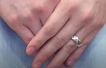 眞子さまの結婚指輪